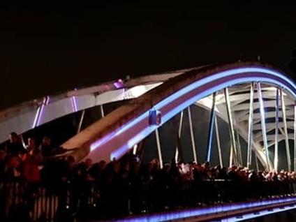 Il bis di Tarantasio fa il «botto» Più di 3.500 spettatori sull'Adda