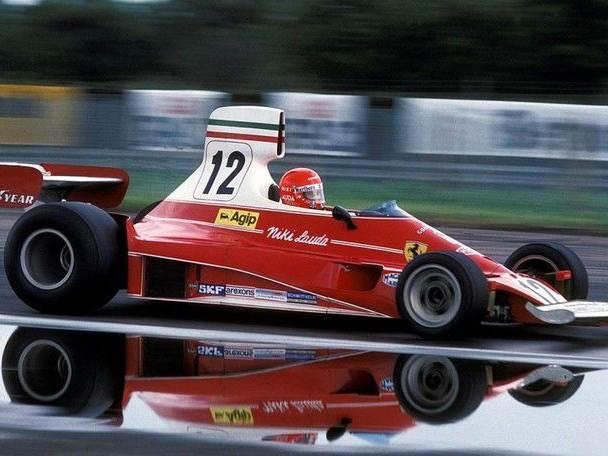 F1: all'asta la Ferrari 312 T della prima vittoria di Lauda