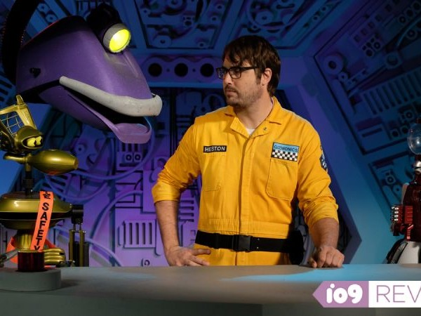 The New Mystery Science Theater 3000 Is the Perfect Pop Culture Revival