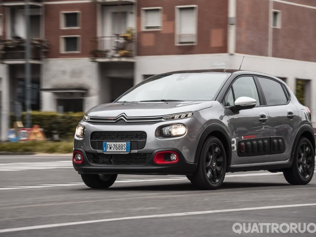Citroën C3 - Una settimana con la Rac3 Edition - VIDEO