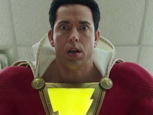 Shazam!, il costume dell'eroe è costato 1 milione di dollari!