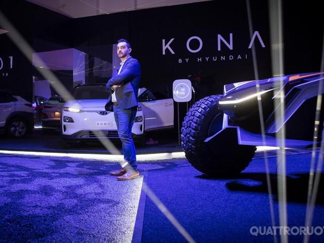 """Nicola Danza, Hyundai - """"Con la guida elettrica non perderemo le emozioni"""""""