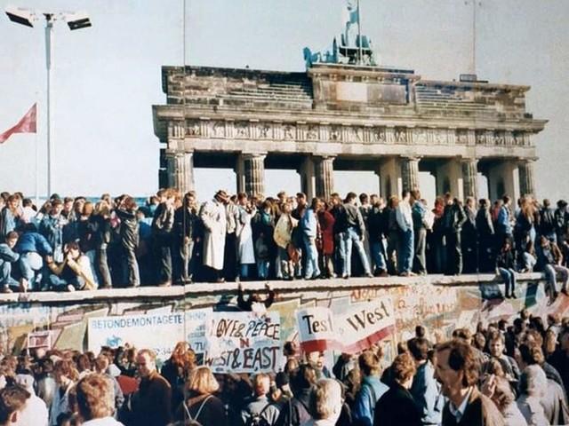 30 anni dalla caduta del Muro di Berlino. 9 novembre 1989 – 9 novembre 2019