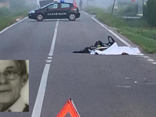 Travolto da un'auto pirata, muore Riccardo Ferrari di Avio