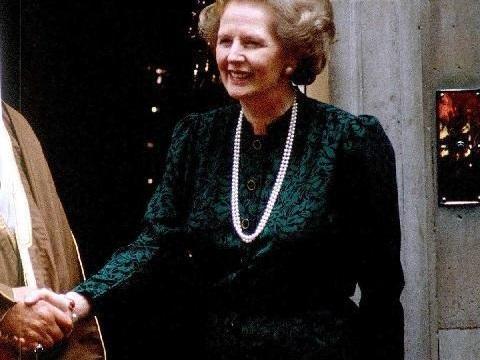 La Dama di ferro che lucidava le perle. La politica Thatcher una grande donna
