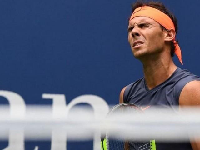Nadal si ritira al torneo di Parigi-Bercy: a rischio la sua partecipazione alle ATP Finals