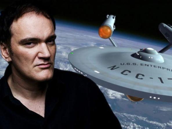 Sì, Quentin Tarantino farà un film Star Trek (e la cosa non è poi tanto bizzarra)