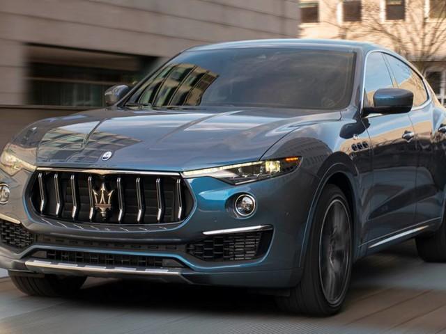Maserati Levante Hybrid - Dopo la Ghibli, si elettrifica la Suv