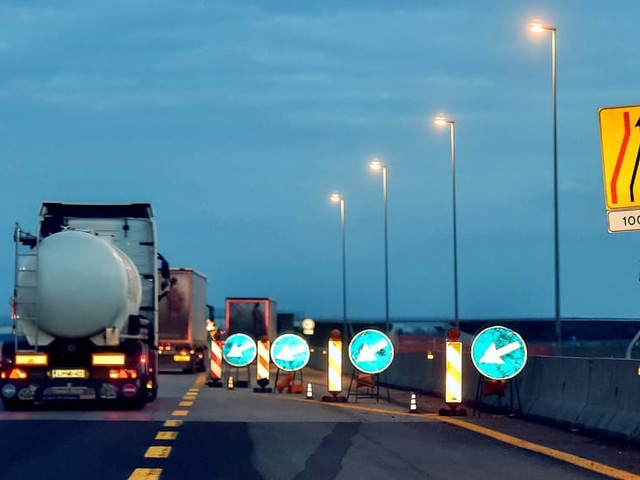 Nuove aperture per la terza corsia sulla A4