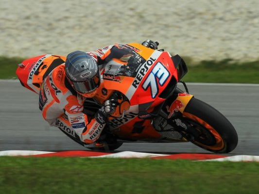 MotoGP, GP Teruel 2020: risultati e classifica FP1. Alex Marquez al comando, Quartararo 17°