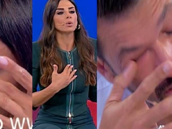 Uomini e donne, Serena e Pago si dicono addio in lacrime... Lei sbotta contro gli hater