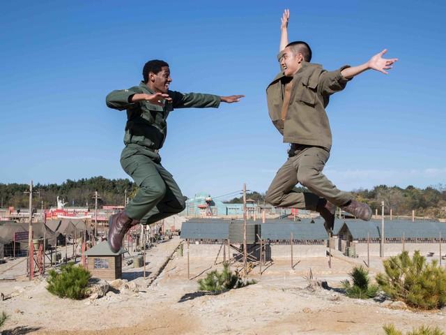 """Florence Korea Film Fest con la prima italiana di """"Swing Kids"""""""