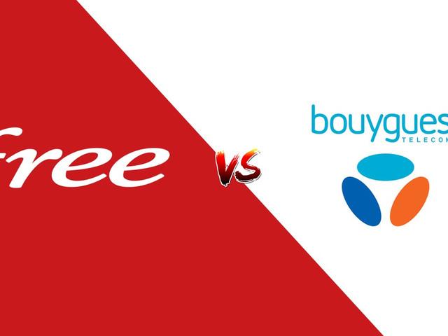 In Francia Bouygues Telecom vuole superare Free Mobile (Gruppo Iliad) acquisendo ben 5 MVNO