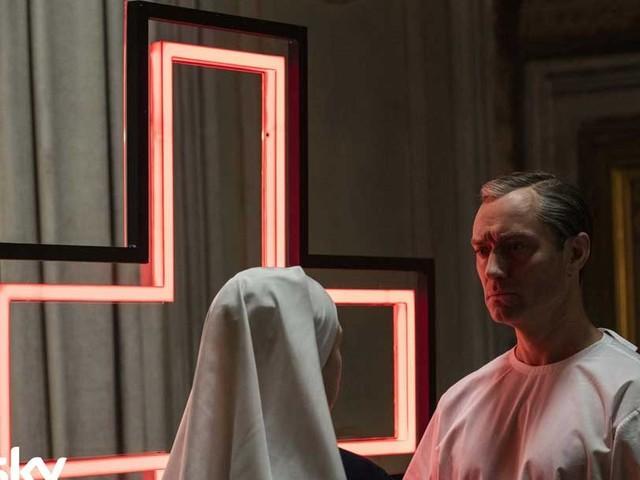 The New Pope, dal 10 gennaio su Sky la nuova serie di Paolo Sorrentino