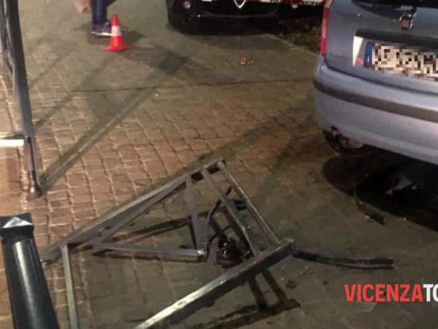 Vicenza, colto da malore esce di strada: muore un pensionato