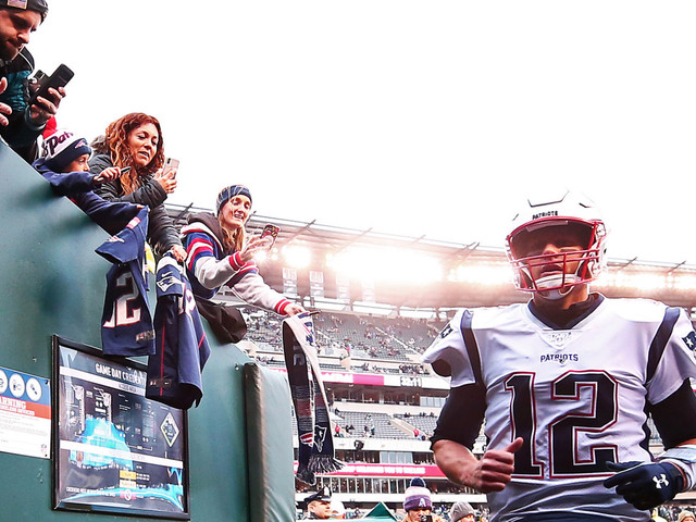 Scott Zolak Suspicious That Eagles Pumped In Crowd Noise Vs. Patriots