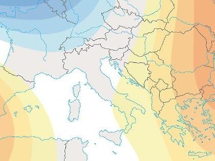 """Le alluvioni devastano il Nord Italia, il ruolo del Mar Tirreno """"bollente"""""""