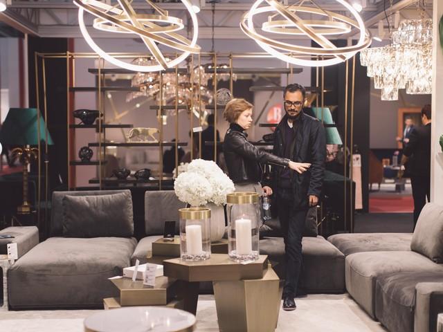 """Salone del Mobile, a Mosca """"obiettivi centrati"""": in 19mila per il design made in Italy"""