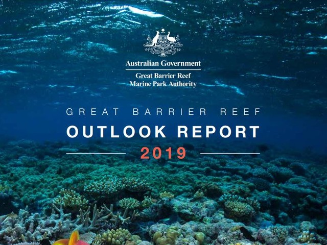 Rapporto del governo australiano: la Grande Barriera Corallina è in pessimo stato