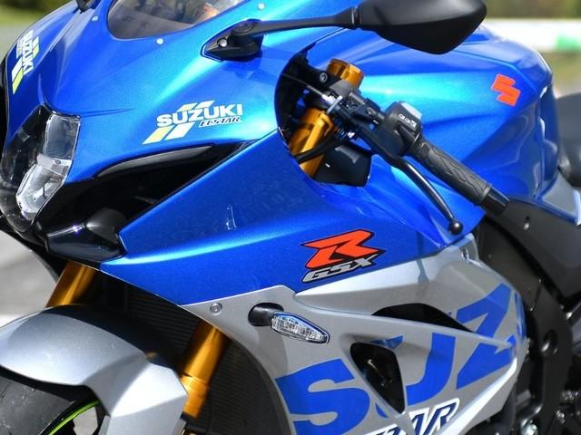 Suzuki GSX R1000R, una versione speciale con look da MotoGP