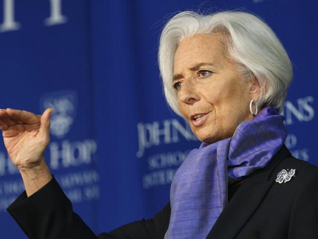 """Lagarde Fmi, """"l'Italia tagli il debito ora che c'è crescita"""""""