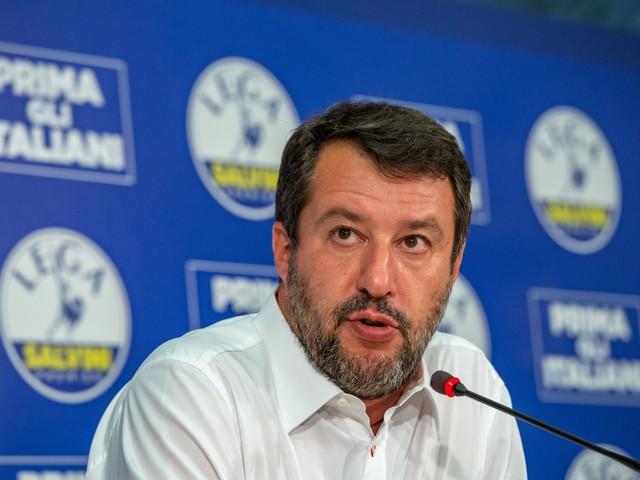 La Lega a Catania in nome della libertà per il processo a Salvini