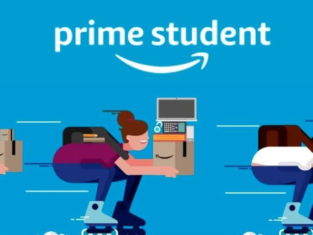 Amazon Prime Student: sconto di 10 € per i nuovi iscritti