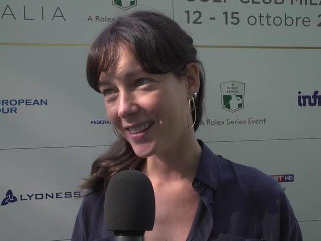 74° OPEN D'ITALIA – DAY 1: Cristiana Capotondi