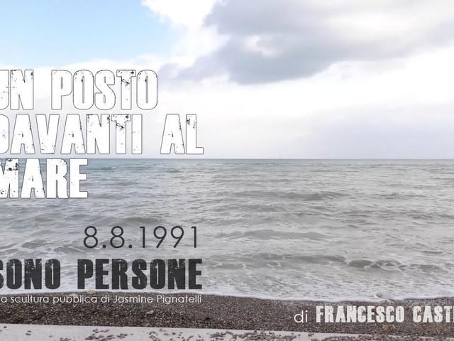 Un posto davanti al Mare. Il film che racconta l'opera di Jasmine Pignatelli a Bari
