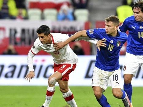 """Italia sprecona in Polonia, Mancini: """"Meritavamo di vincere con 2 gol di scarto"""""""