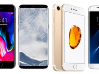 Apple domina il Natale 2017 per Smartphone attivati