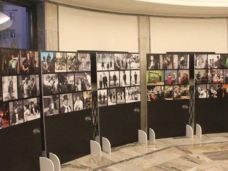 """""""Il Gattopardo"""" conquista Varsavia: le foto della mostra dedicata al capolavoro di Visconti"""