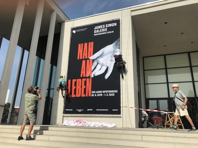 Inaugurata a Berlino la James-Simon-Galerie. L'ultima arrivata nel Museumsinsel