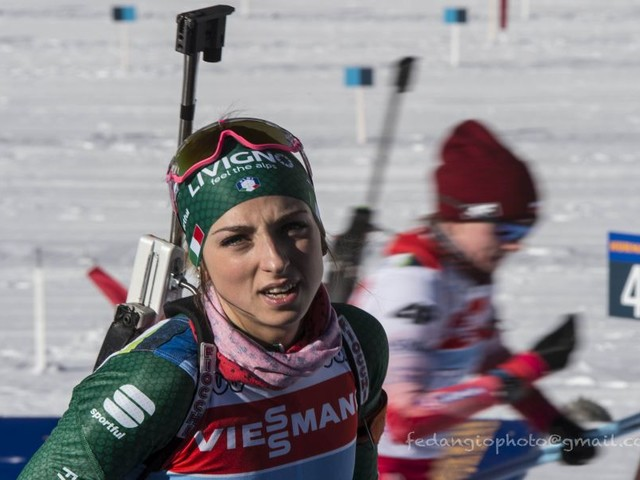 Biathlon, Staffetta femminile Mondiali 2019: la startlist, le partecipanti ed i pettorali di partenza. Programma, orari e tv