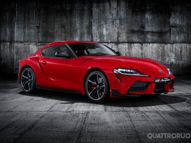 Toyota Supra - Il ritorno della sportiva giapponese