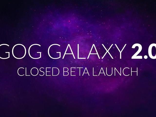GOG Galaxy 2.0: la Closed Beta ha preso il via ed è ora disponibile!