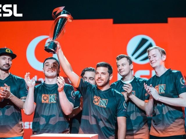 ESL Vodafone Championship 2019: ecco i vincitori delle singole discipline