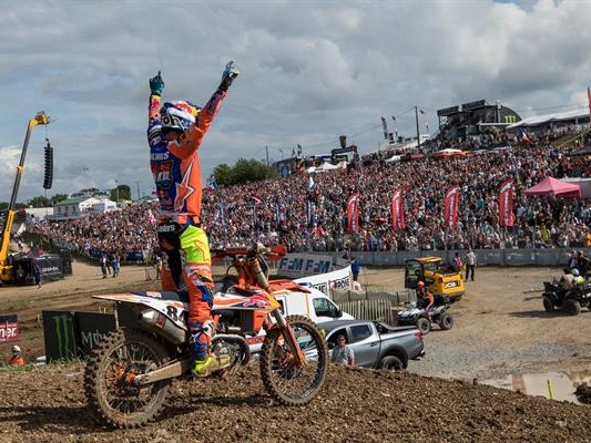 MXGP Francia: Herlings indomabile, Cairoli attende Ottobiano
