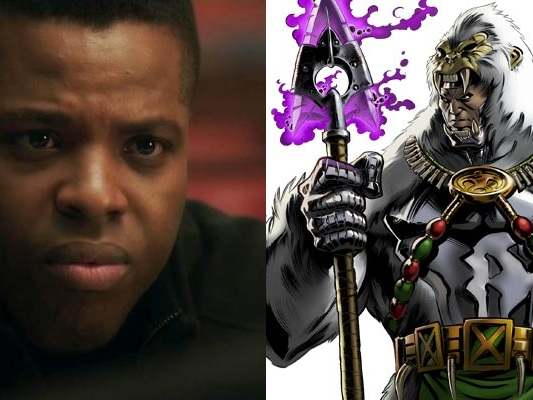 Avengers: Infinity War – Anche Winston Duke (M'Baku) nel film
