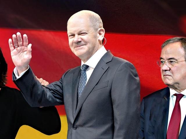 Germania: tra i due sfidanti il terzo gode