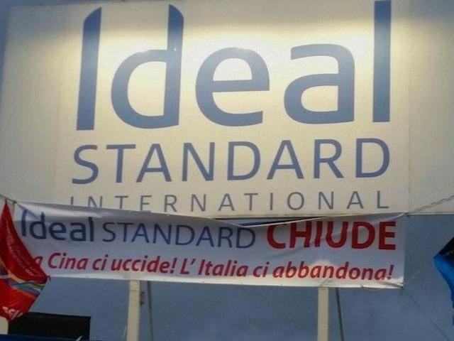 Ultima chiamata per Ideal Standard