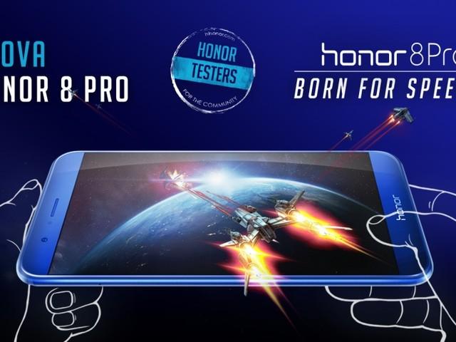 Honor è alla ricerca di 5 tester per il suo 8 Pro: ecco come partecipare al concorso