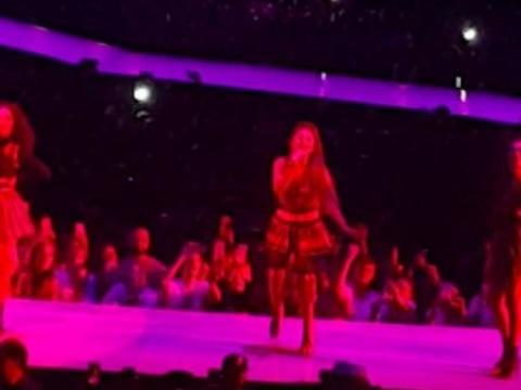 Ariana Grande: la probabile tracklist dell'album Sweetener Tour Live