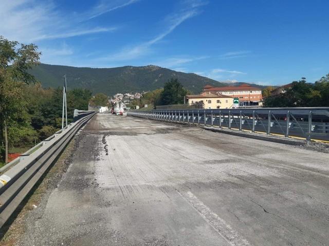 Strada dei Parchi: ipotesi di micro distacchi causati dal sisma su viadotto A24. Il tratto era chiuso per demolizione