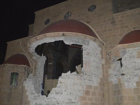 Italiani a Kos, raccontano sisma sul web