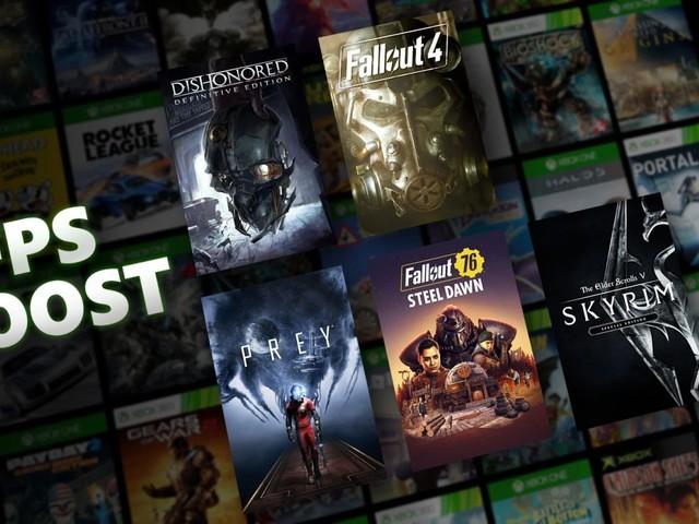 Xbox Series X|S: l'FPS Boost sarà abilitato con altri giochi molto presto