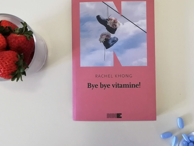 Recensione: Bye bye vitamine!, di Rachel Khong