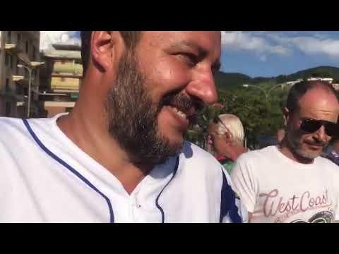 """Salvini ad Affaritaliani: """"Il rosario è con me. Affido alla Madonna l'Italia"""""""