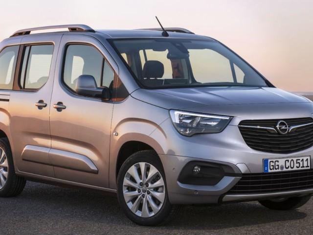 Opel Combo: il migliore amico per la famiglia