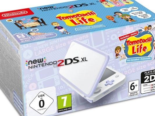 Nintendo 3DS rimosso dal sito ufficiale della console, dove ora viene riportato solo il 2DS - Notizia